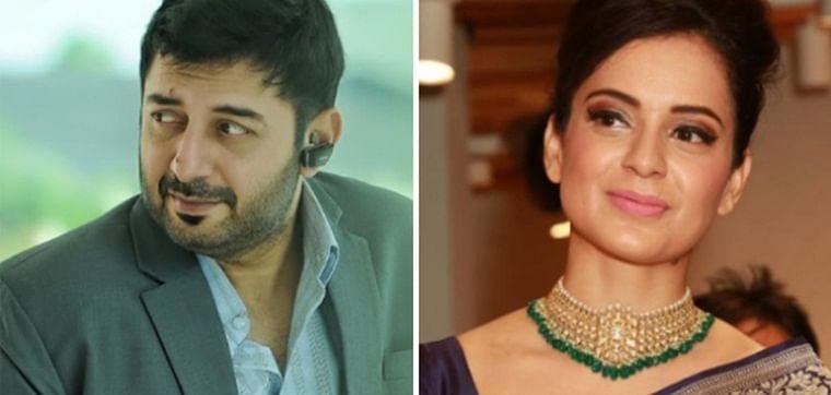 Arvind Swamy to play MG Ramachandran in Kangana Ranaut's 'Thalaivi'