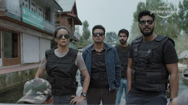 Web watch: An Indian spy saga
