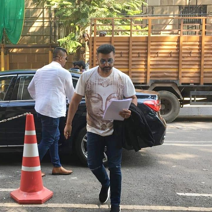 Mumbai: Raj Kundra is quizzed on Iqbal Mirchi deal
