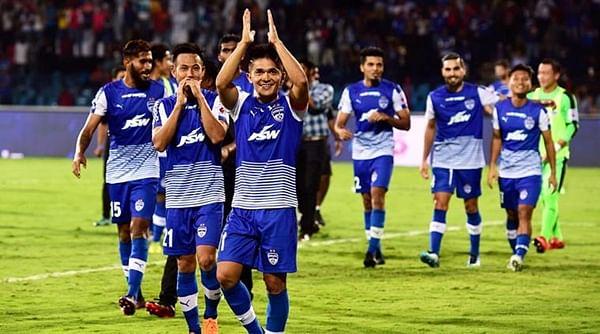 Indian Super League: Bengaluru FC sign peace treaty