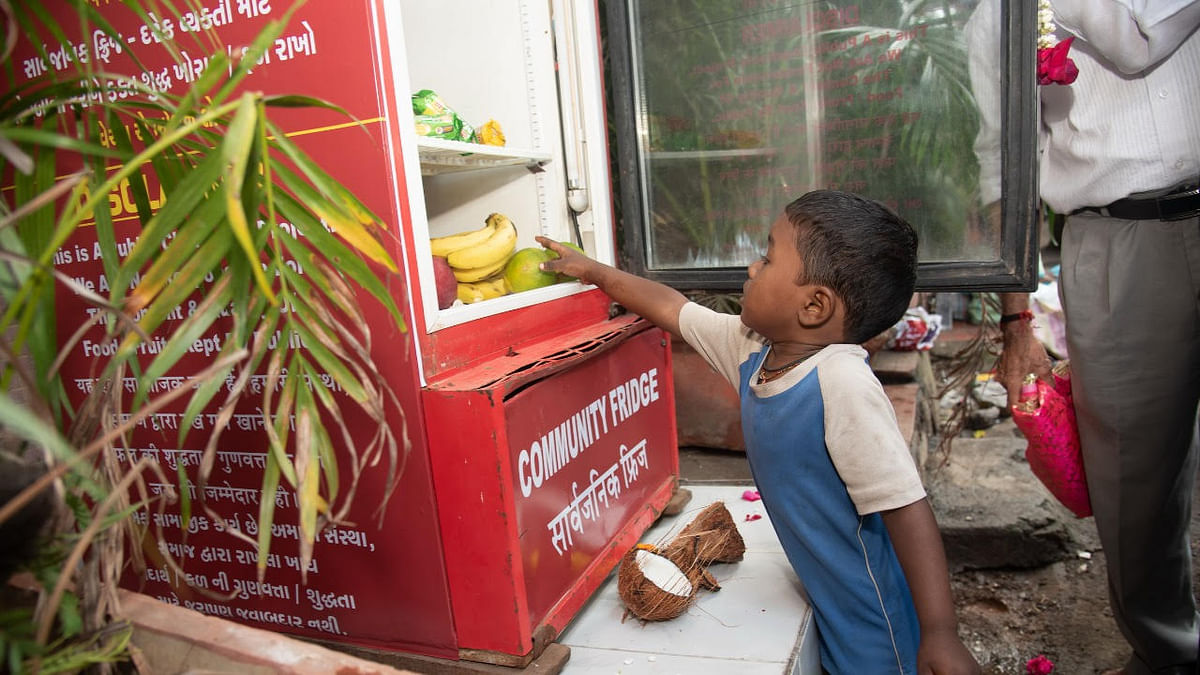 Community Fridges: Eliminating hunger with dignity