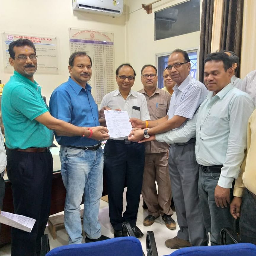 Ujjain: ETA submits memo, seeks 7th pay commission