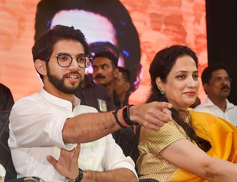 Aaditya Thackeray roars, to contest from Worli