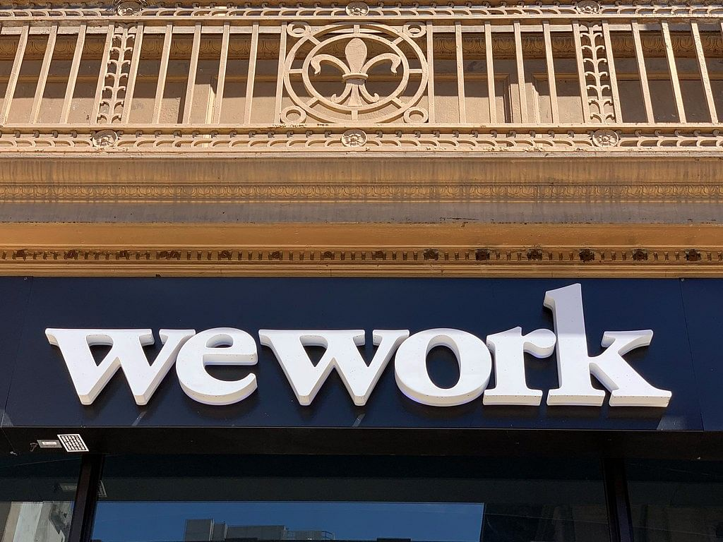 SoftBank takes over 80 percent of WeWork: Sources
