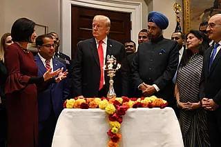 Donald Trump to celebrate Diwali at White House