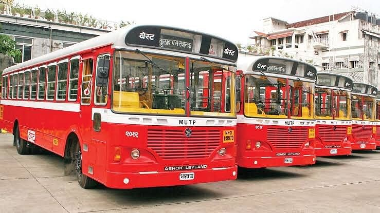 BEST launches bus services without conductors in Mumbai