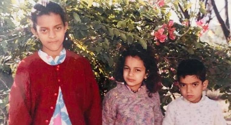 Rangoli Chandel reveals childhood secrets of brother Aksht on his birthday
