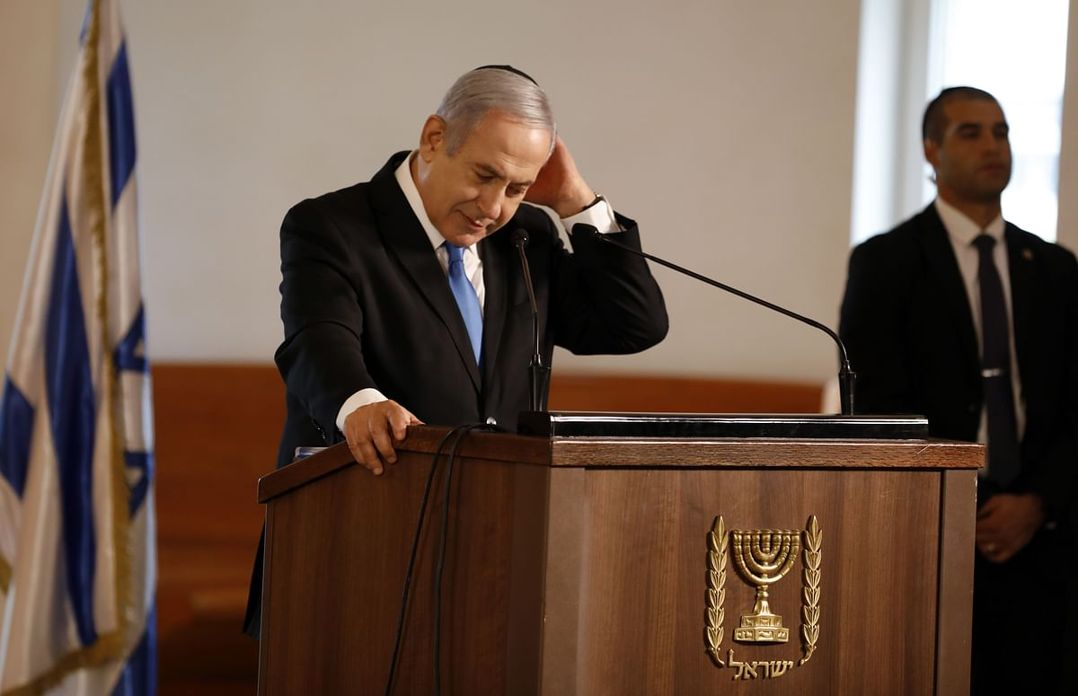 Benjamin Netanyahu fails to form government in Israel