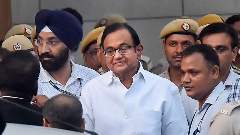 INX media case: ED arrests P Chidambaram after questioning him at Tihar jail