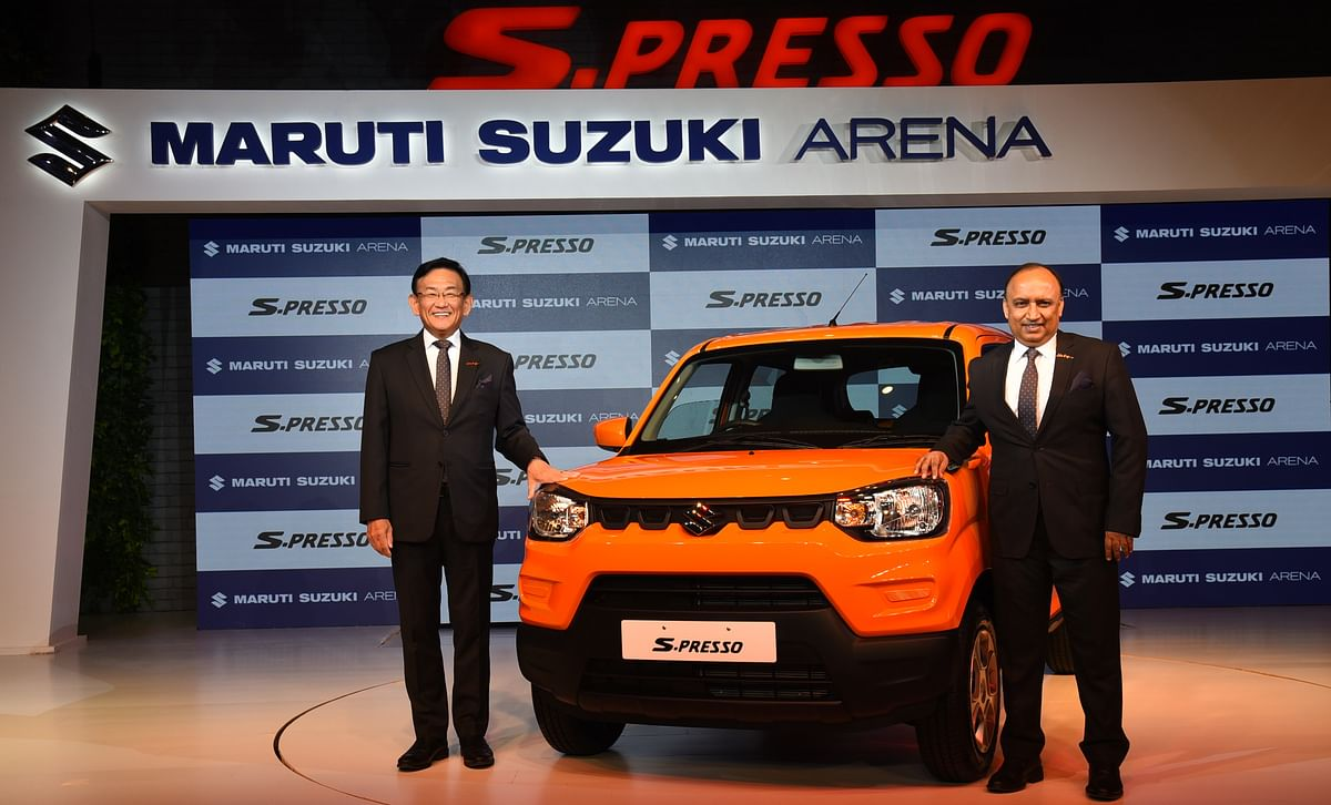Maruti Suzuki's sales fall by 24% in September