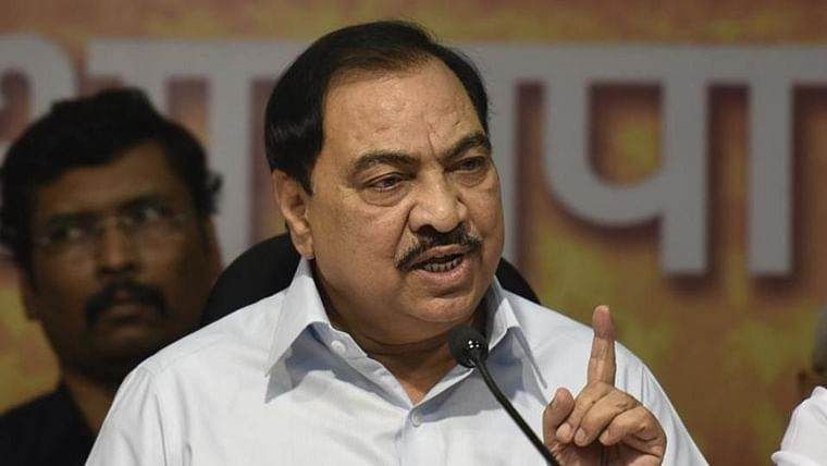 Maharashtra Assembly elections: Ignored by BJP, Eknath Khadse files nomination papers as independent