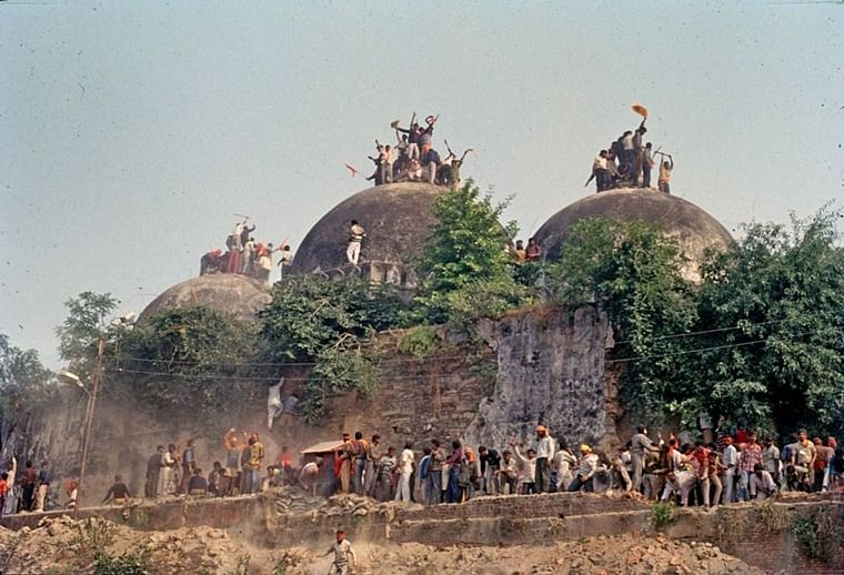 Sunni Waqf Board files for settlement on the last day of hearing in Ayodhya land dispute case: Report