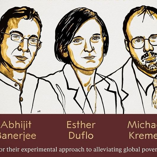 You will never believe what Abhijit Banerjee and Esther Duflo did after finding out they won the Nobel Prize for Economics