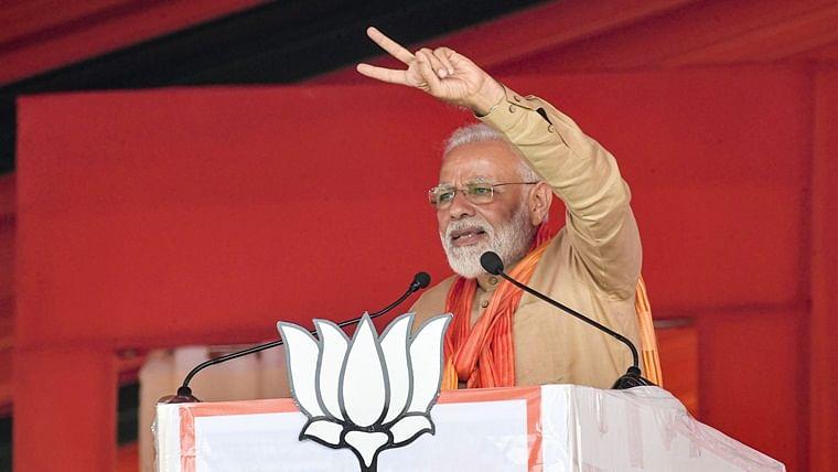 PM Narendra Modi to hold 3 rallies in poll-bound Maharashtra today