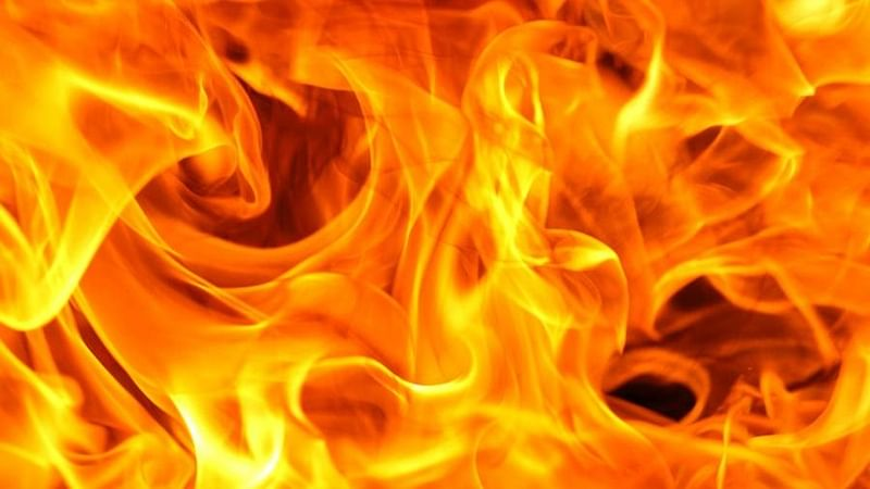 Massive fire breaks out in MP hotel, no casualty