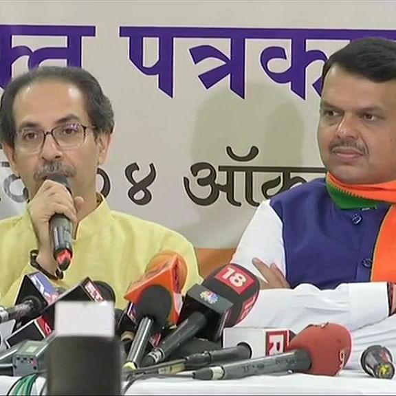 BJP, Shiv Sena play waiting game
