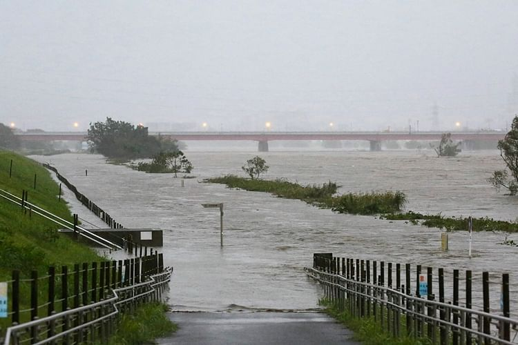 Japan braces for the worst; over 600,000 people told to evacuate as Typhoon Hagibis approaches