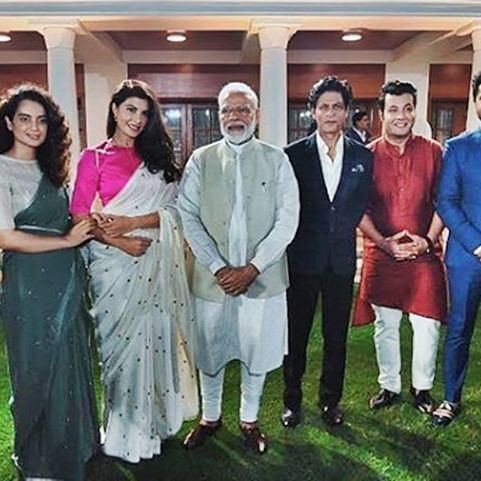 From SRK to Kangana Ranaut: PM Modi and B-town to discuss how to keep Bapu alive forever