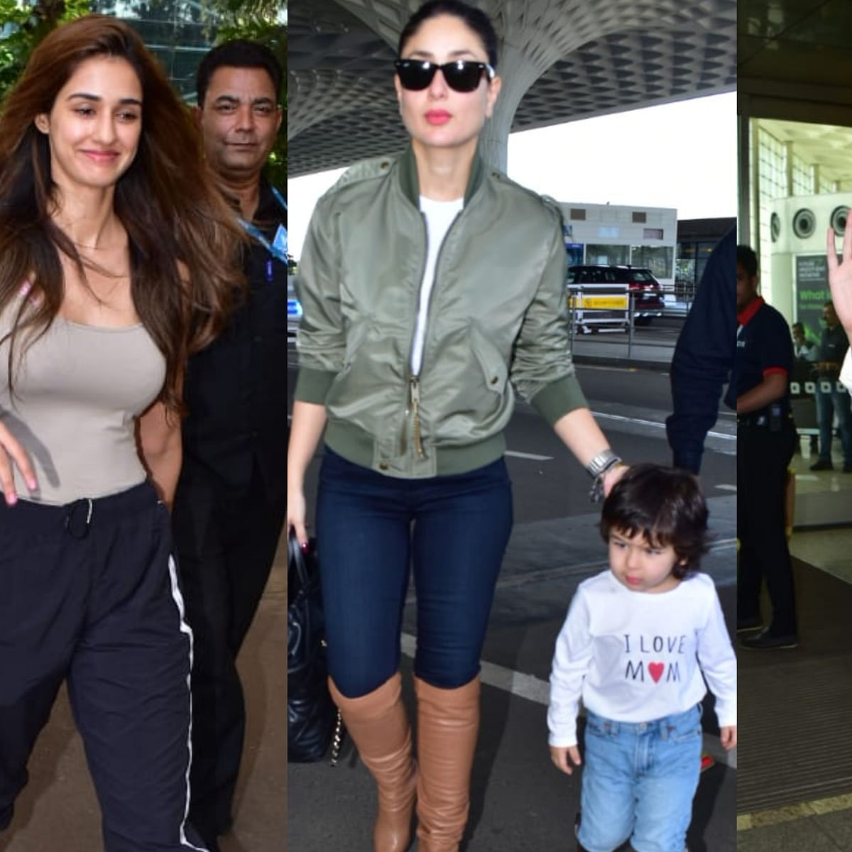 Disha Patani, Kareena Kapoor transforming airports into runways