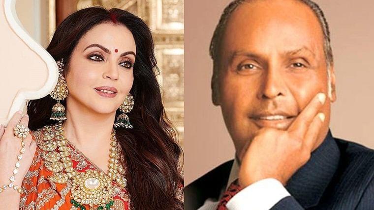 Why did Nita Ambani hang up on Dhirubhai Ambani? Find out!