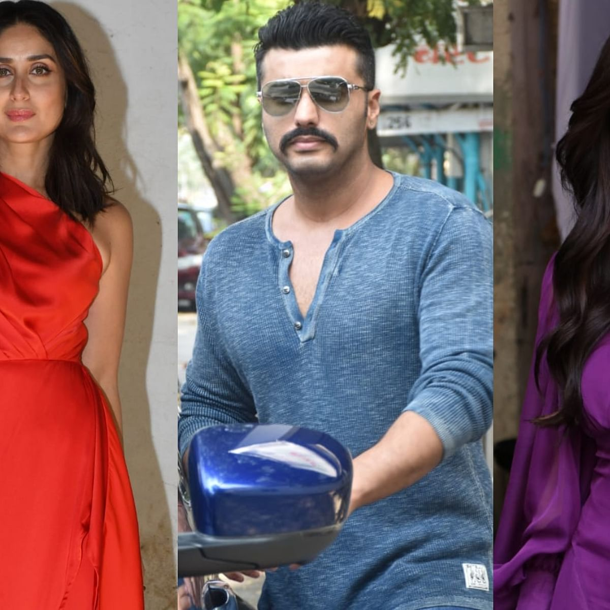 Workaholic Kareena Kapoor, Shilpa Shetty and other celebs spotted by paparazzi