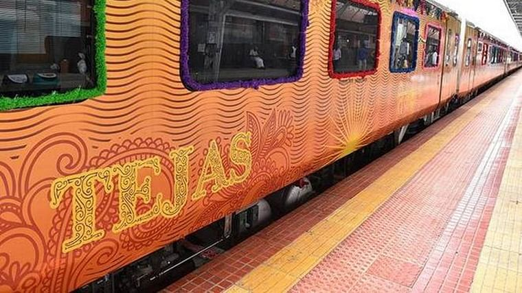 Passengers between Mumbai and Ahmedabad can soon travel by Tejas Express, tickets to cost Rs 1,700