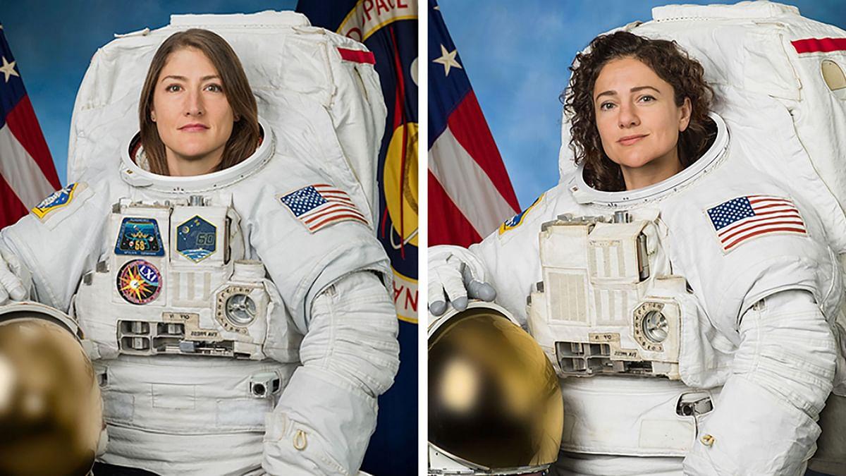 First all-woman spacewalk of NASA scheduled this week