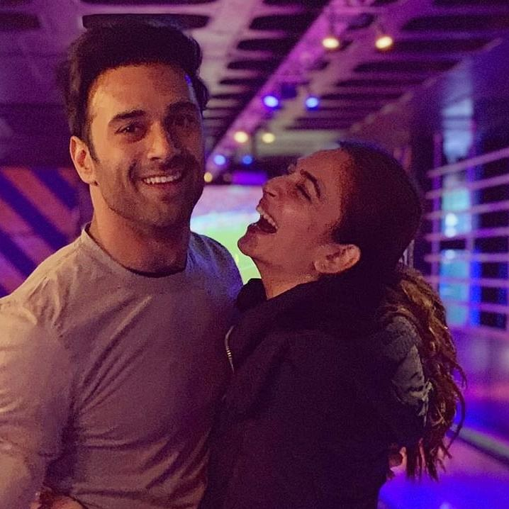 Kriti Kharbanda celebrates birthday with rumoured boyfriend Pulkit Samrat