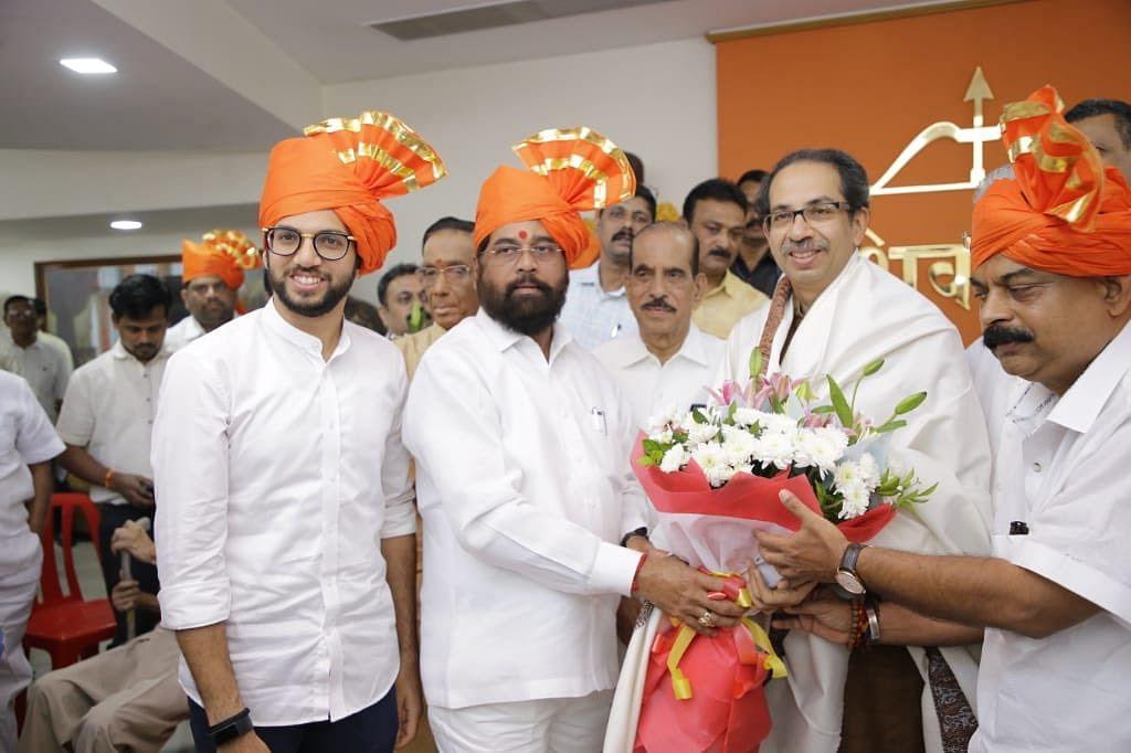 Eknath Shinde elected Sena's house leader on Aaditya's proposition
