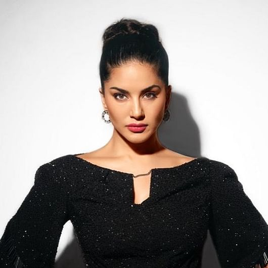 Sunny Leone responds to accusations of plagiarizing painting and auctioning it