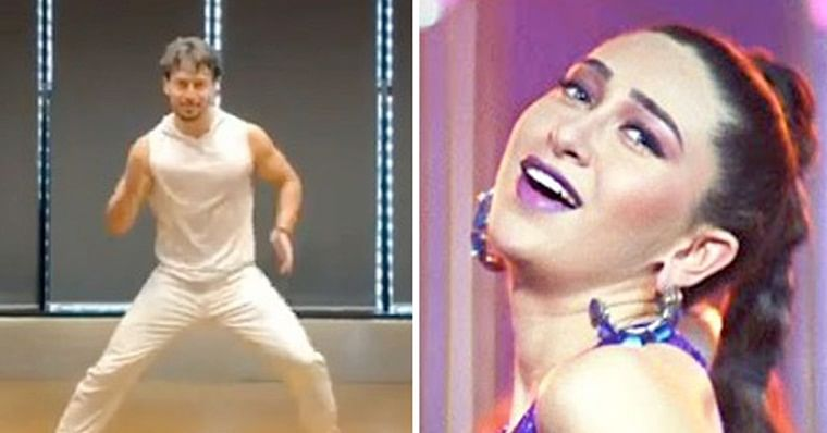Tiger Shroff dancing to Karisma Kapoor's 'Le Gayi' song from Dil To Pagal Hai is unmissable