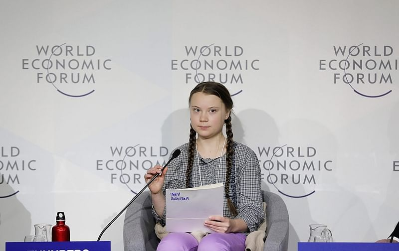 Greta Thunberg declines environmental prize and Rs. 40 lakh says 'we need our politicians to listen'