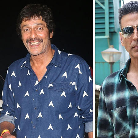 Chunky Panday shares an emotional post, only to be trolled by Akshay Kumar
