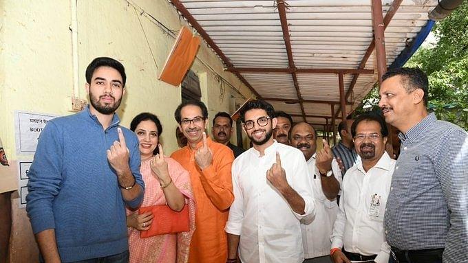 Maharashtra Election 2019: In Mumbai, Shiv Sena scion Aaditya Thackeray roars to massive lead in Worli