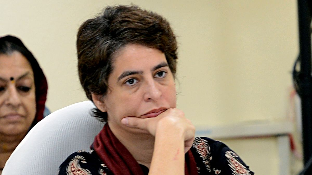 Jharkhand Assembly election: Priyanka not in campaigners list