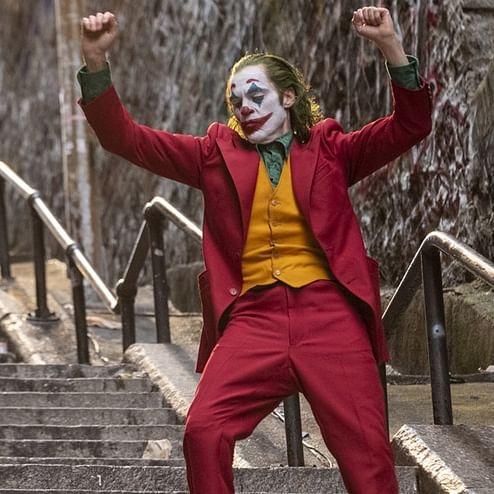 Now you can dance on the same spot as Joaquin Phoenix's Joker