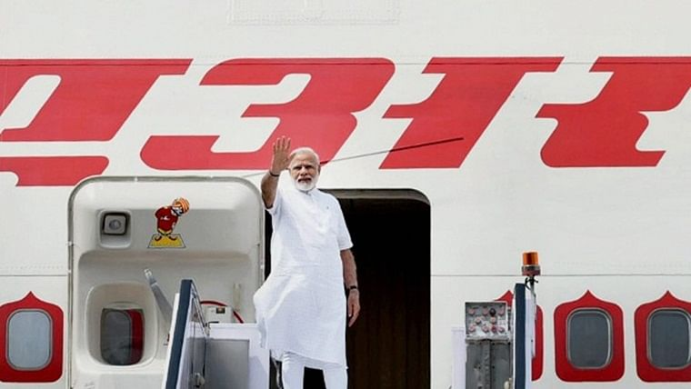 PM Narendra Modi's new aircraft Boeing 777 will be flown by IAF pilots but maintained by Air India