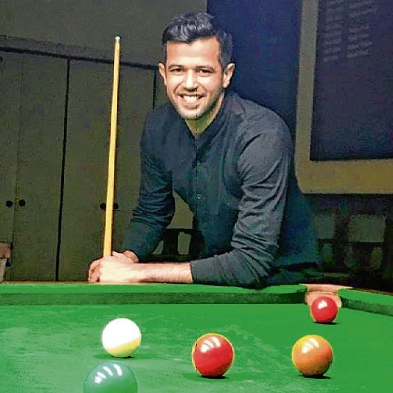 Hasan Badami emerges supreme in Snooker & Billiards