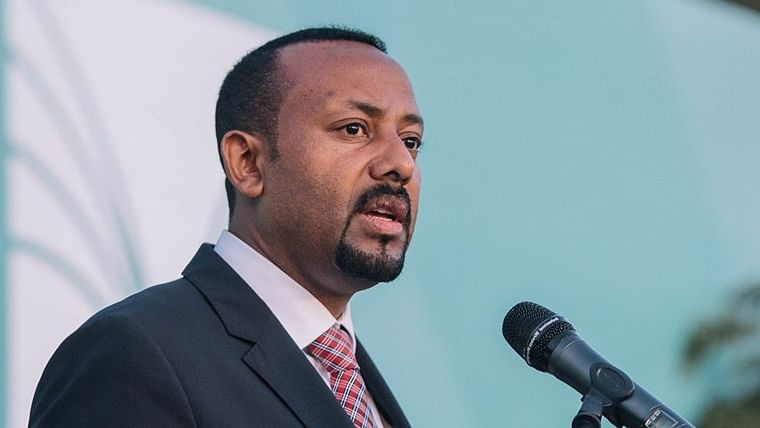 Nobel Peace Prize awarded to Ethiopian Prime Minister Abiy Ahmed Ali