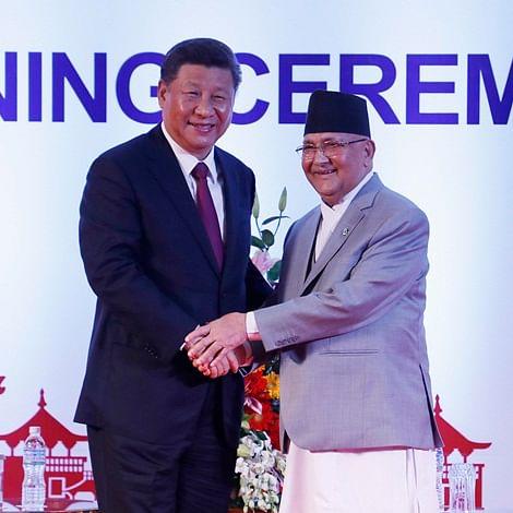 Nepal, China ink 18 MoUs during Xi Jinping's visit