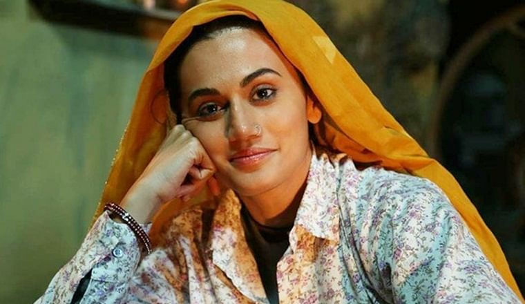 Actresses backed out because it was a two-women film: Taapsee Pannu on 'Saand Ki Aankh'