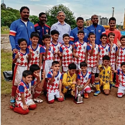 MSSA: Campions School emerge Champions