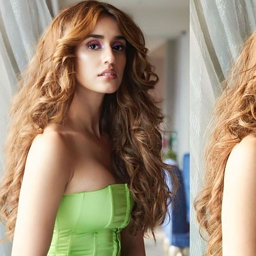Disha Patani's hot Instagram pics are making us see red even though she has gone green