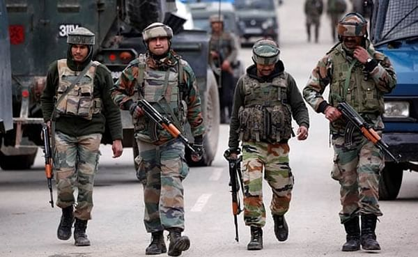 India strikes at Pakistan war proxies, 6 to 10 Pakistani soldiers killed
