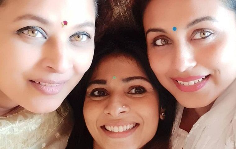 Bong Invasion: How Rani, Tanisha and Kajol celebrated 'EPIC' Bhai Pota