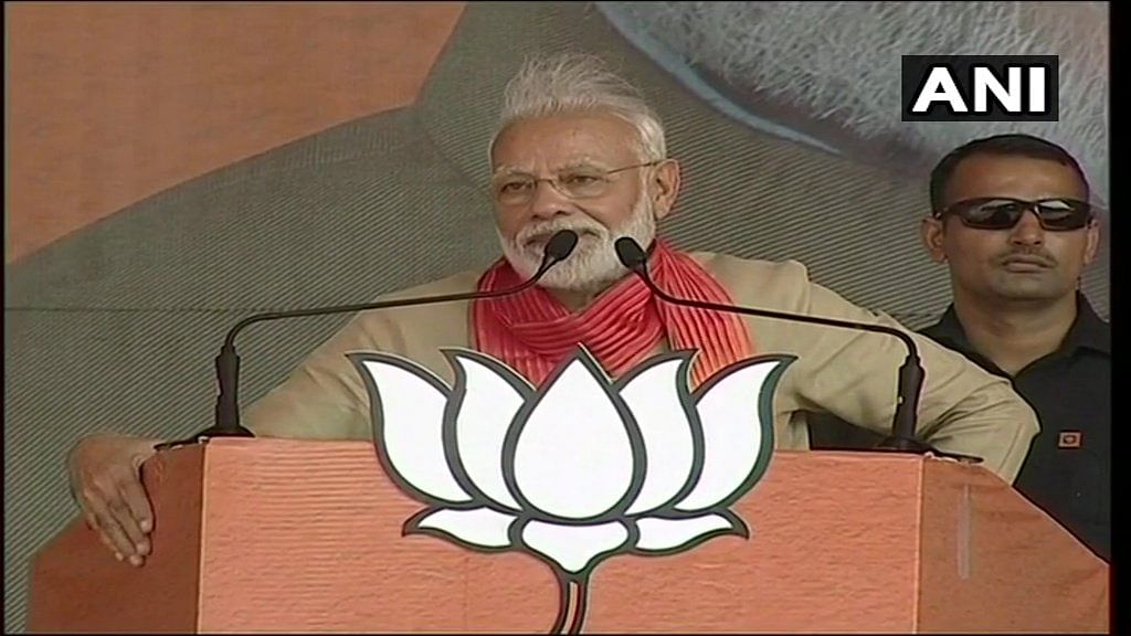 Haryana Election 2019: Modi sings same old song, slams Cong over Sec 370, Kartarpur