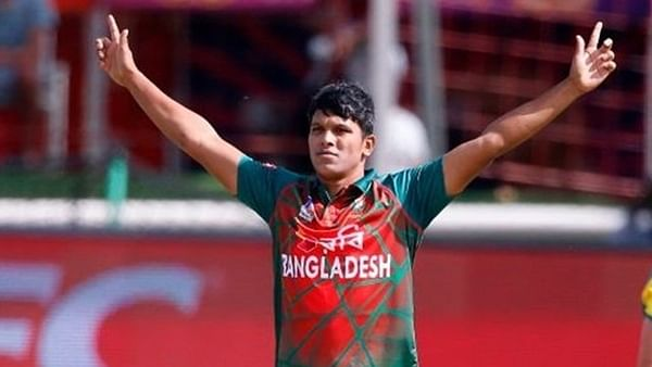 Injured Mohammad Saifuddin ruled out of Series