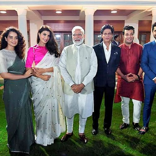 Ayyo! South Indian stars criticise PM Modi's meet with only Bollywood celebs