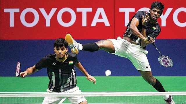 French Open: Indian pair stun world champions