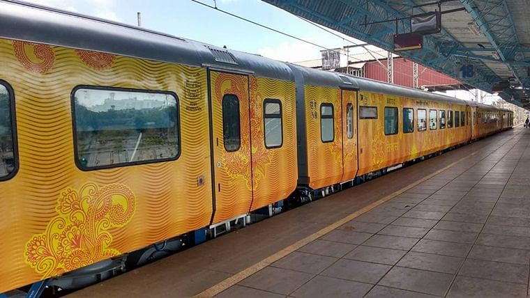 Railways' 1st 'private' train Tejas made profit of Rs 70 lakh in first month of operations: Report - Free Press Journal thumbnail
